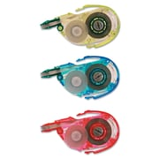 "Tombow® Mono 1/6"" x 472"" Refillable Correction Tape, 3/Pack"