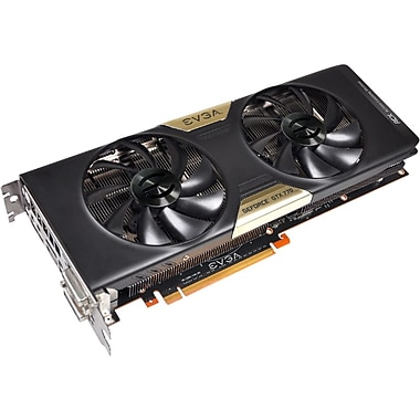 EVGA® GeForce GTX770 4GB GDDR5 Graphic Card Dual FTW With EVGA ACX Cooler
