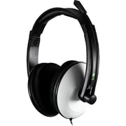 Turtle Beach® Ear Force XL1 Xbox 360 Headset With In-Line Amplifier, White