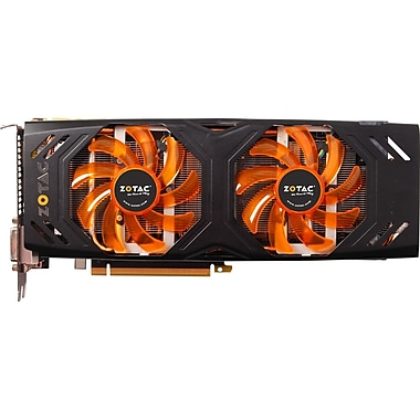 Zotac® GeForce GTX 700 2GB Plug-in Graphic Card
