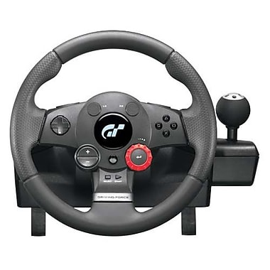 Logitech® 941-000020 Driving Force GT Steering Wheel For PlayStation®3