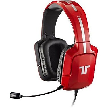 Tritton 720 7.1 Surround Headset For Xbox 360 and PlayStation3, RedSorry, this item is currently out of stock.