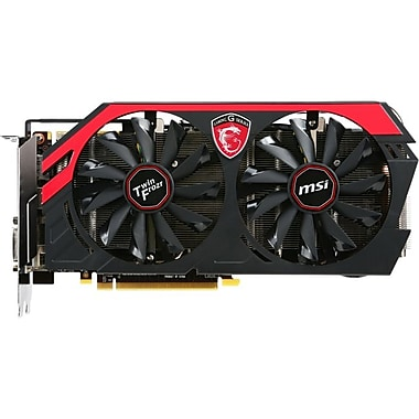 msi® GeForce Twin Frozr 3GB Gaming Graphics Card