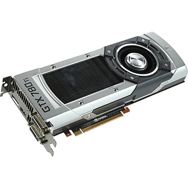 Zotac® GeForce® GTX780TI 3GB Plug-In 7000 MHz Graphic Card