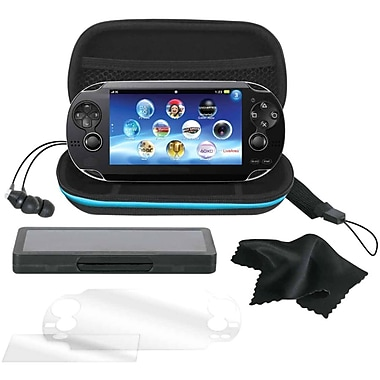 DreamGEAR® DGPSV-3300 7 in 1 Starter Kit For PS Vita