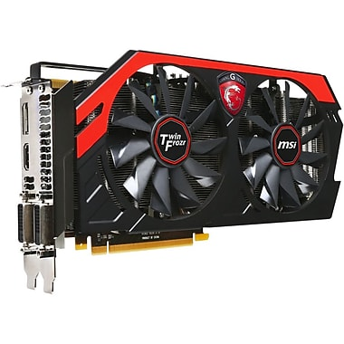 msi GeForce GTX 770 PCIE 2GB 7010Mhz Graphic Card