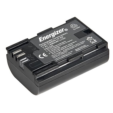 Energizer® ENB-CE6 Digital Replacement Battery LP-E6 For Canon 60D, 5D Mark II, Mark III, 6D and 7D