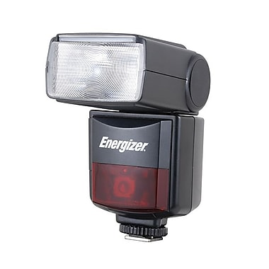 Energizer® ENF-600C Digital Power Zoom e-TTL II Flash (Canon DSLRs)