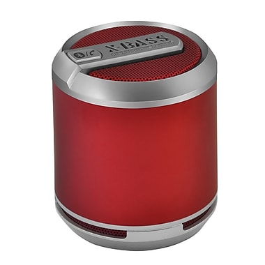 Divoom Bluetune-Solo Bluetooth® Speaker, Red