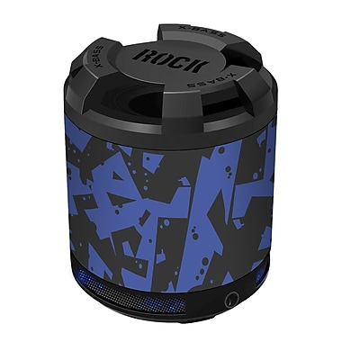 Divoom Itour-Rock Mobile/Tablet Speaker, Blue