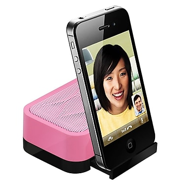 Divoom - Haut-parleur portable iFit-1 pour téléphone mobile/tablette, couleurs variées