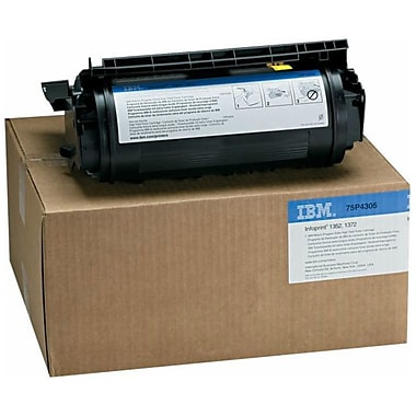 IBM Infoprint Black Toner Cartridge, Extra High Yield (75P4305)