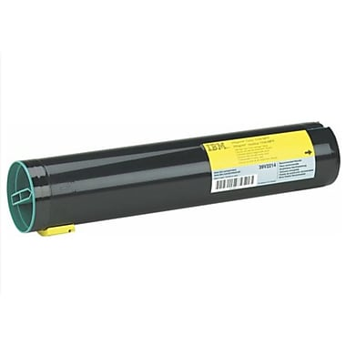 IBM Infoprint A11 Yellow Toner Cartridge, High Yield (39V2214)