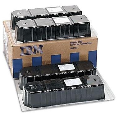 IBM – Cartouches de toner Infoprint, noir, paq./4 (69G7377)
