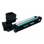 Konica Minolta MC3730 Black Toner Cartridge, High Yield (A0WG02F)