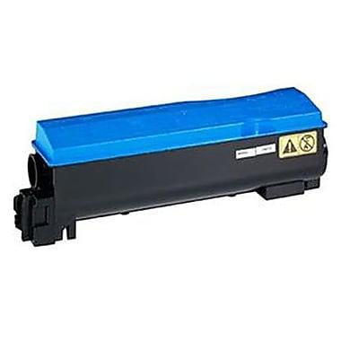 Kyocera Mita TK-552C Cyan Toner Cartridge (1T02HMCUS0)