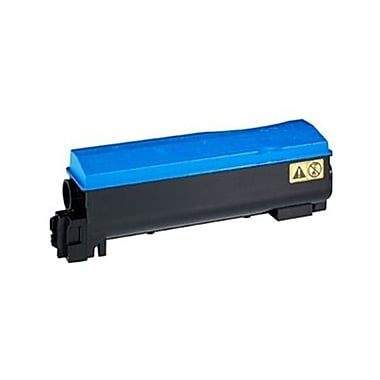 Kyocera Mita TK-582C Cyan Toner Cartridge, High Yield (1T02KTCUS0)