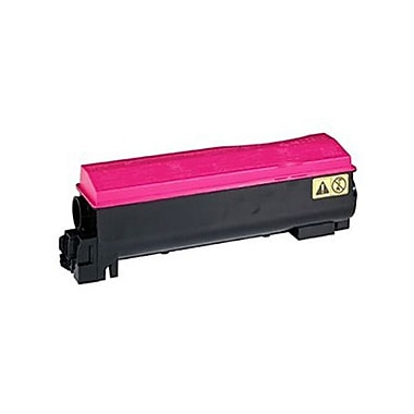 Kyocera Mita TK-582M Magenta Toner Cartridge, High Yield (1T02KTBUS0)