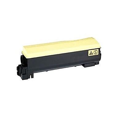 Kyocera Mita TK-582Y Yellow Toner Cartridge, High Yield (1T02KTAUS0)
