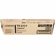 Kyocera Mita TK-812Y Yellow Toner Cartridge (370PC3KM)