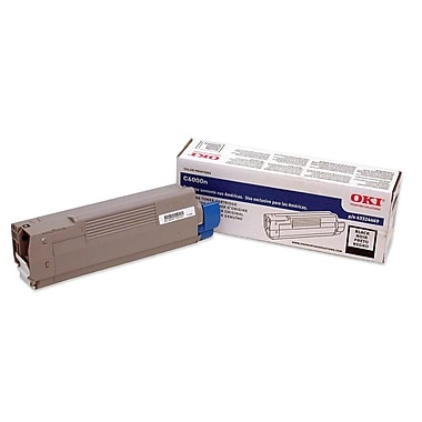 OKI 43324469 Black Toner Cartridge
