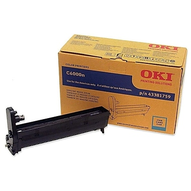 OKI 43381759 Cyan Drum Cartridge