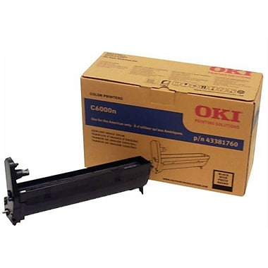 OKI 43381760 Black Drum Cartridge