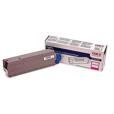 OKI 43324467 Magenta Toner Cartridge