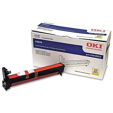 OKI 43449025 Yellow Drum Cartridge