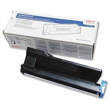 OKI 43979215 Black Toner Cartridge, High Yield