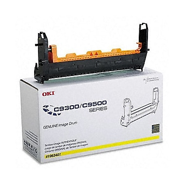 OKI 41963401 Yellow Drum Cartridge