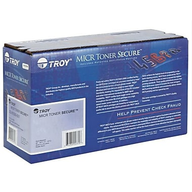 Troy Secure MICR Black Toner Cartridge (02-82000-001)