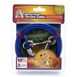 Penn Plax Medium Weight Tie Out Cable; 10 Feet