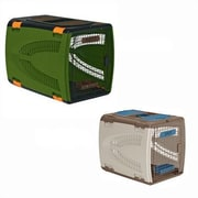 Suncast Portable Pet Crate; Up to 50 lbs