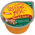 Meow Mix  Market Select Real Chicken and Liver Wet Cat Food (Set of 24)
