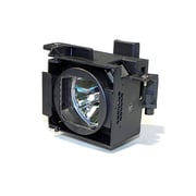 eReplacements ELPLP30-ER Replacement Lamp For Epson Projectors, 200 W