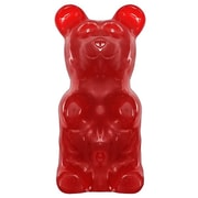 World's Largest Cherry Gummy Bear (Red), 5 lb.