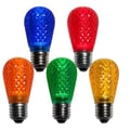 Wintergreen Corporation Christmas Light Bulb (Pack of 25)