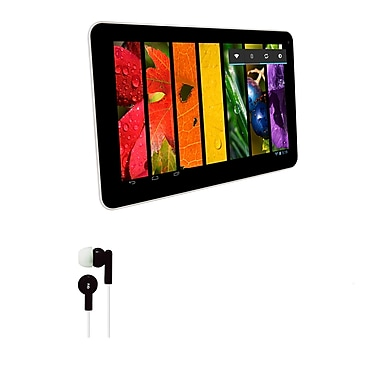 Axess® 9in. Dual Core Touchscreen 8GB Tablet, Black