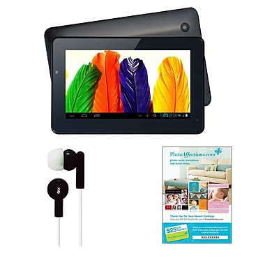 Supersonic® 7in. Touchscreen 4GB Tablet