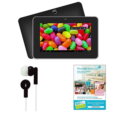 Supersonic® 9in. Touchscreen 8GB 1.6 GHz Tablet