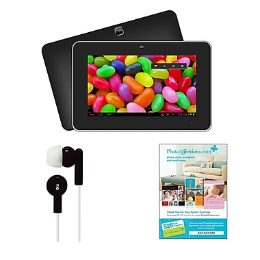 Supersonic Matrix MID 9in. Tablet, 8 GB, Android Jelly Bean, Wi-Fi, Black