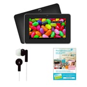 Supersonic Matrix MID 9 Tablet, 8 GB, Android Jelly Bean, Wi-Fi, Black