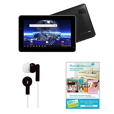 Supersonic® 7in. Touchscreen 4GB 1.2 GHz Tablet