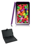 iView® 9 Touchscreen 8GB Tablet, Purple