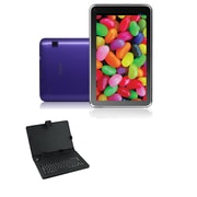 iView® Supra Pad 7 Capacitive Touchscreen 8GB Tablet, Purple