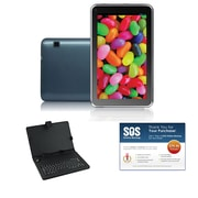 iView® Supra Pad 7 Capacitive Touchscreen 8GB Tablet, Blue