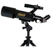 Coleman® Astrowatch 70 Refractor Telescope, Black