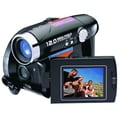 Mitsuba 12MP 8x Digital Zoom Camera/Camcorder, Black