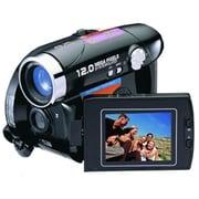 Mitsuba 12MP 8x Digital Zoom Camera/Camcorder, Black